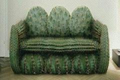 صندلی سبز جای آسوده نشستن نیست